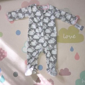 Carter's footed pajama